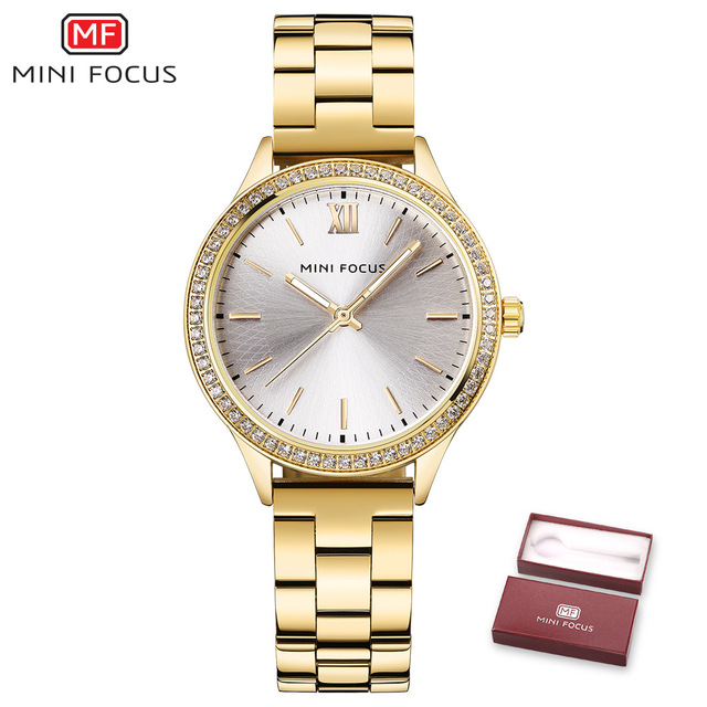 2018 New Luxury Women Watch Famous Brands Gold Fashion Design Bracelet Watches L
