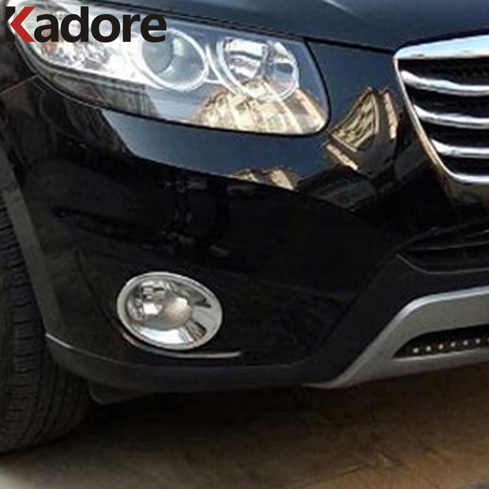 2011 Hyundai Santa Fe Exterior: For Hyundai Santa Fe 2010 2011 2012 ABS Chrome Car Auto