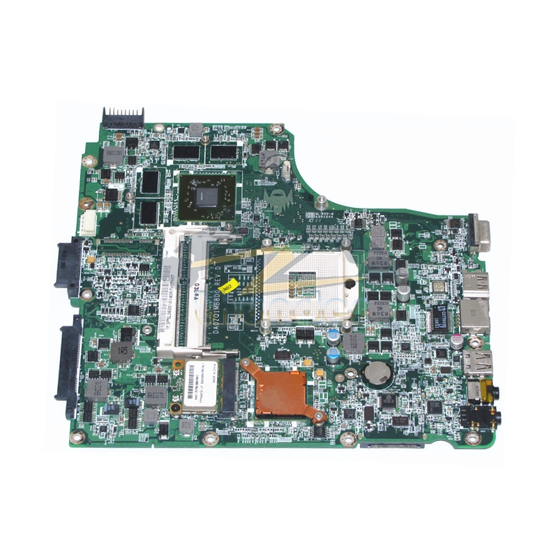 NOKOTION DA0ZQ1MB8D0 MB.PSL06.001 MBPSL06001 For Acer aspire 5745 5745G Laptop Motherboard HM55 HD5650 DDR3 mb psm06 001 mbpsm06001 for acer aspire 4745 4745g laptop motherboard hm55 ddr3 ati hd5470 512mb discrete graphics mainboard