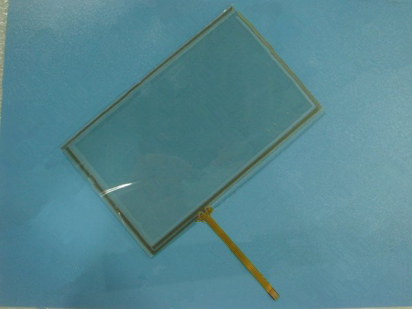 New 7 0 inch 4 wire Resistive TFT Touch screen digitizer 165x104mm GPS Tablet PC MID