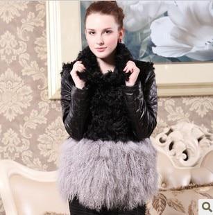 Aliexpress.com : Buy YIN FEI Women Genuine Fur Leather Coat ...