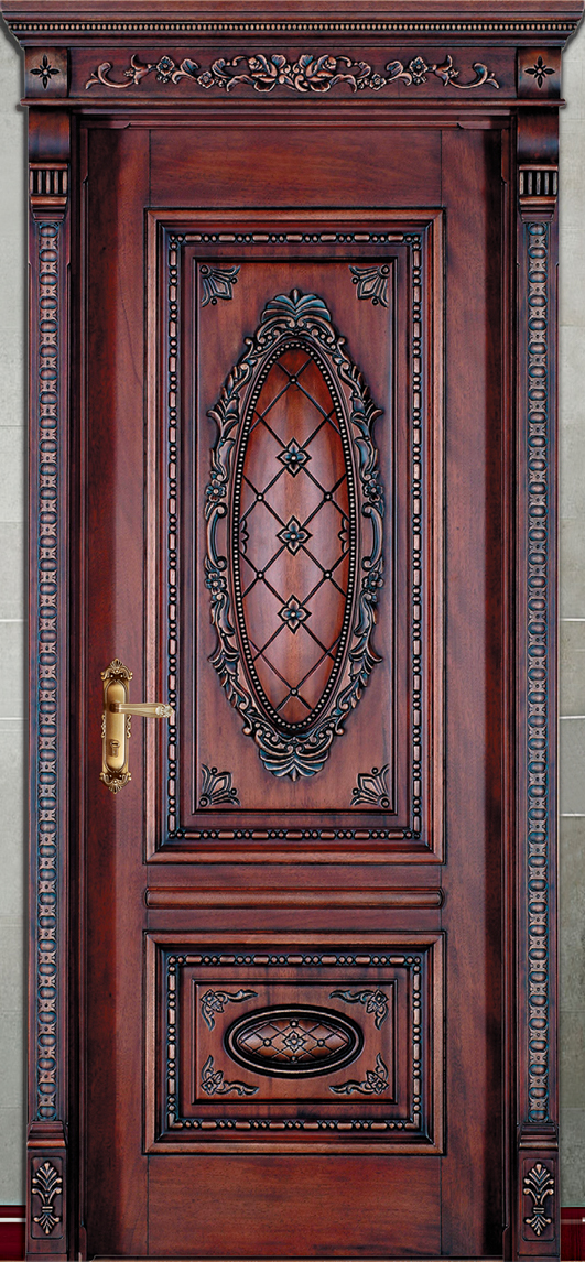 hot sale top quality and reasonable price exterior and interior solid wood door compound sliding doors