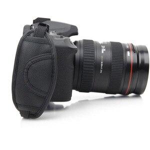 Image 2 - freeshipping 100% GUARANTEE New Camera Hand Strap Grip for  FOR NIKON D7000 D90 500d 50d 60d 70d 5d2 7d 6d D3000 High Quality