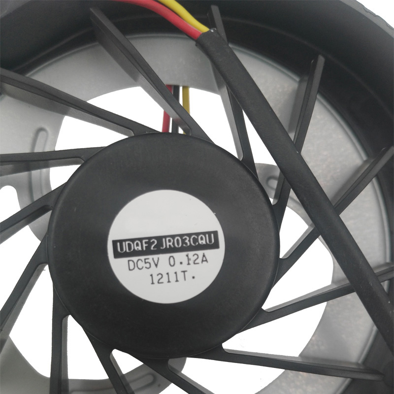 New Original Laptop Cooling Fan For SONY VGN CS PN MCF C29BM05 5 0V 0 34A DQ5D566CE01 Cooler Radiator Replacement Repair in Fans Cooling from Computer Office