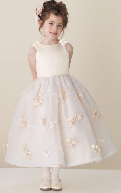 Free shipping new little flower girl dresses pretty flower girl gown free shipping new little flower girl dresses pretty flower girl gown fd 03 15 in flower girl dresses from weddings events on aliexpress alibaba mightylinksfo