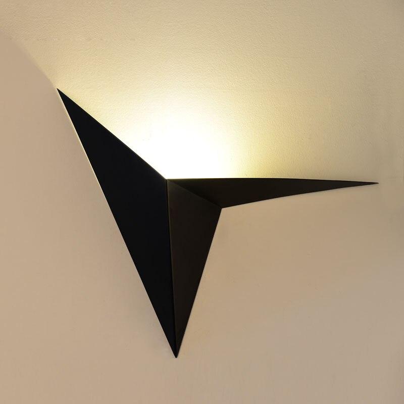 Moderne Led Wandleuchte Papier Kran Mit G9 Lampe Wohnzimmer Balkon Treppen Gang Lightting Schlafzimmer