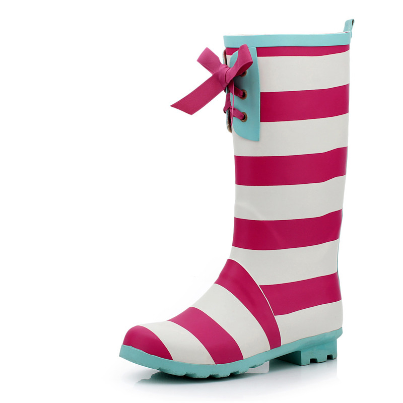 Compare Prices on Striped Rain Boots- Online Shopping/Buy Low ...