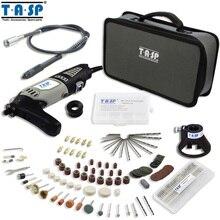 TASP 170 Watt Rotary-werkzeug-set Elektrische Mini Drill Kit mit Zubehör