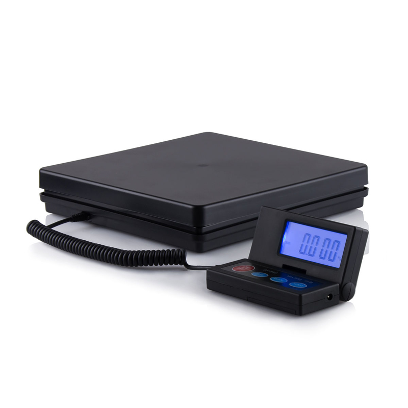 110lb 50kg Digital Scale Parcel Letter Bench Postal Electronic Weight Commercial Weighing Kitchen Scales Platform digital 25kg x 1g 55lb parcel letter postal postage weighing lcd electronic scales
