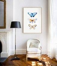 Butterfly Trio Wall Art