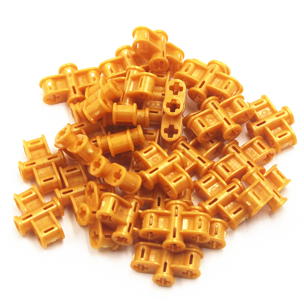 Building Blocks MOC Technic Parts 10pcs CROSS BLOCK 3X2X1 compatible with lego for kids boys toy MOC6022718 in Model Building Kits from Toys Hobbies