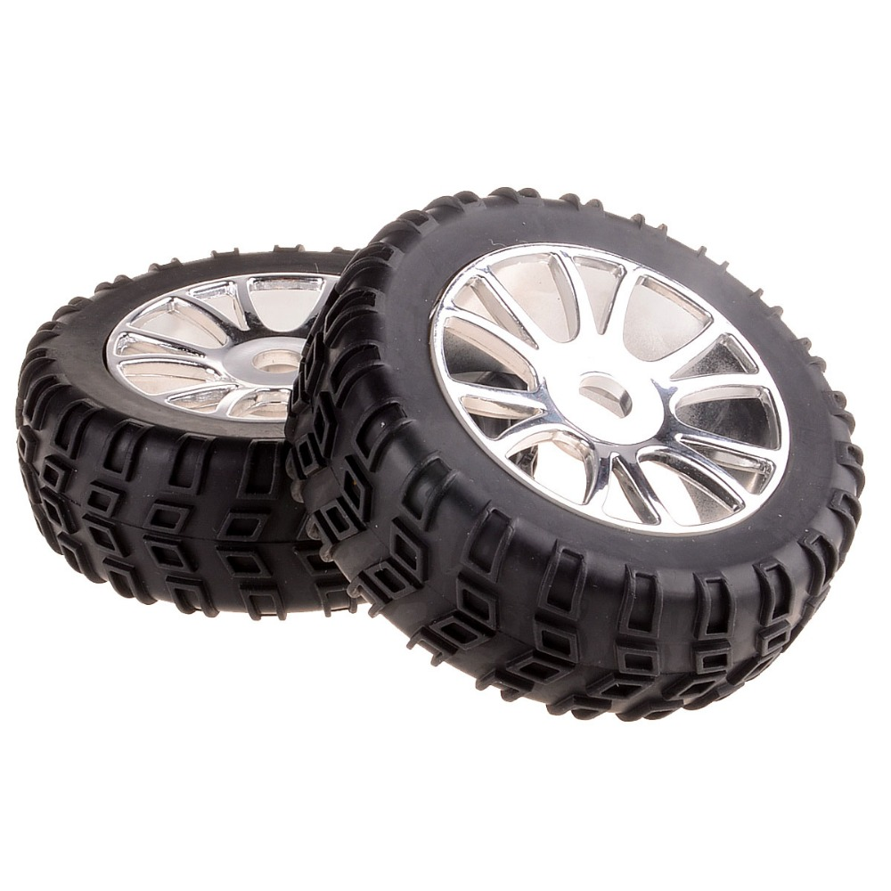 HSP 62054 Wheel Complete 2 Pics 1:8 Scale Models Spare Parts For RC Model Cars HIMOTO 94763 hsp 62005 centre diff gear complete 1 8 scale models spare parts for rc car remote control cars toys himoto 94760 94761 94763