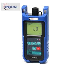 6 Calibrated Wavelengths Optic Fiber Power Meter OPM Orientek TPM-35 FTTH -70+3dBm(China)