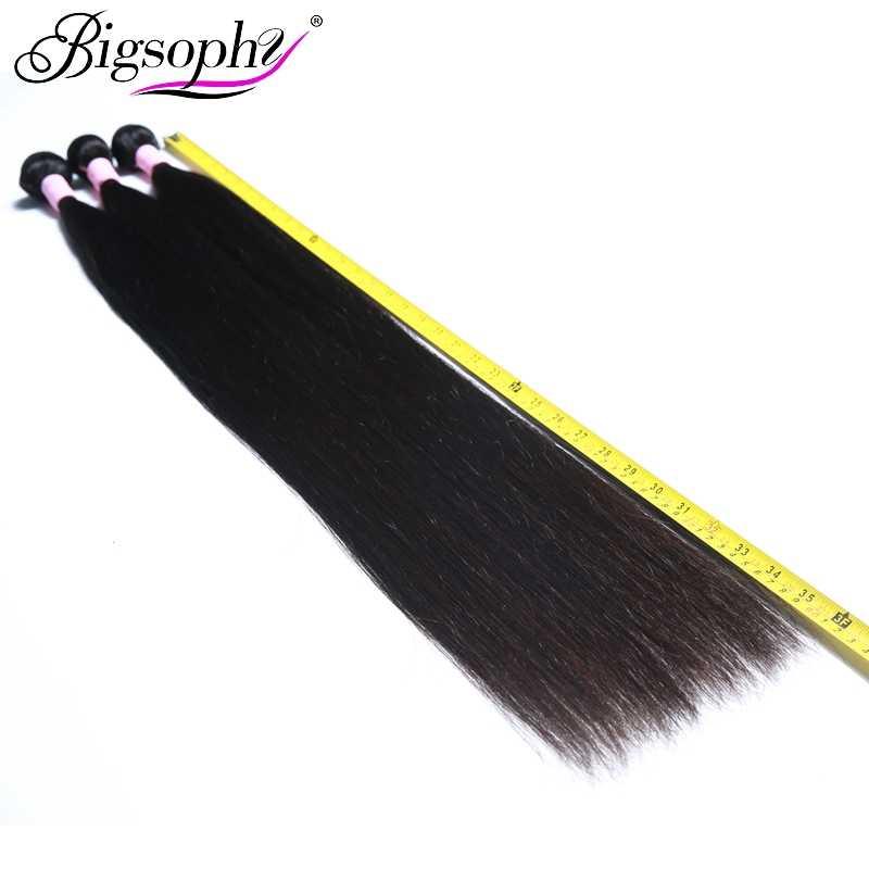 Натуральные волосы плетение пучков наращивание волос прямые волосы пучки 8-44 30 40 дюйм(ов) натуральные волосы натуральный цвет длинные волосы перуанские волосы