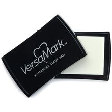 Tsukineko VM-001 VMS VersaMark пигмент Inkpad Прозрачный водяной знак штамп Pad Япония