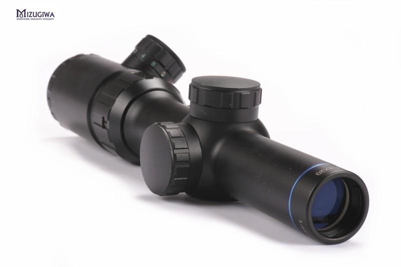 Entfernungsmesser Jagd Beleuchtet : Jagd zielfernrohr 1 4x20 grün rot beleuchtet