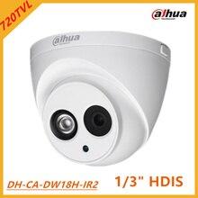 Dahua CCTV Camera DH-CA-DW18H-IR2 720TVL HDIS 720P IR Mini Dome Camera infrared 20m Smart IR DC12V