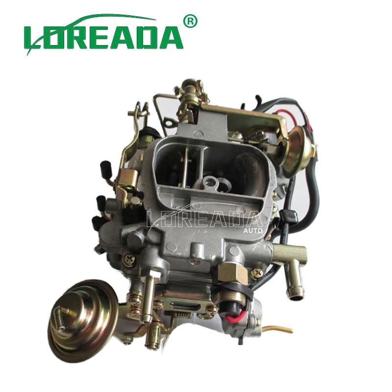 LOREADA Carburetor engine car CARBURETOR ASSY 21100-71081 NK466 för - Reservdelar och bildelar - Foto 1