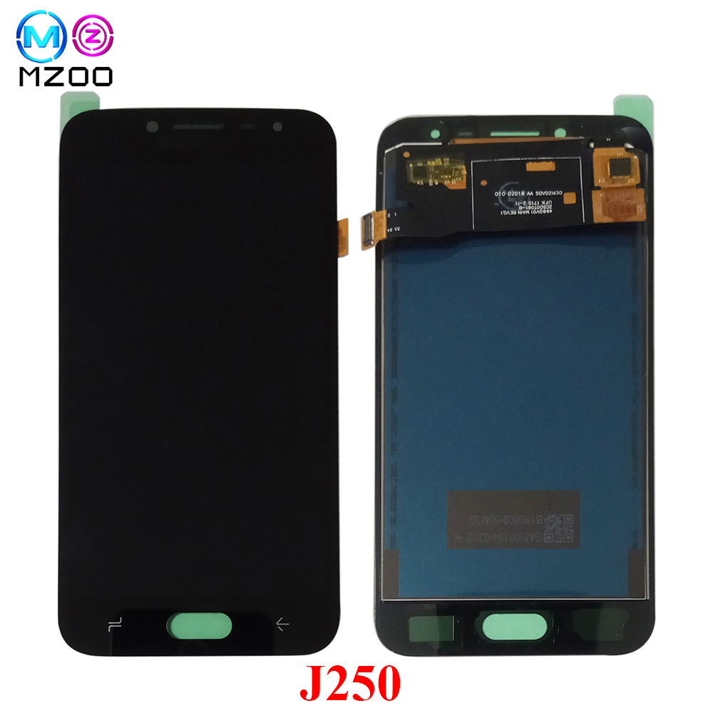 Für Samsung Galaxy <font><b>J2</b></font> <font><b>2018</b></font> Pro J250 J250F J250H J250M LCD <font><b>Display</b></font> TouchScreen Monitor Ecran Panel Digitizer montage Ersatz image
