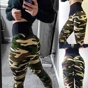 97ec485939c4c6 Vertvie Slim Fit Yoga Running Pants Trouser High Waist Gym Leggins