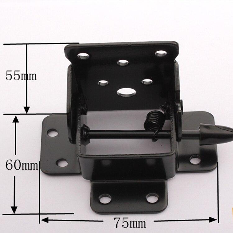 Furniture Hardware Foldable Joint Self Lock Folding Table Legs Hinge