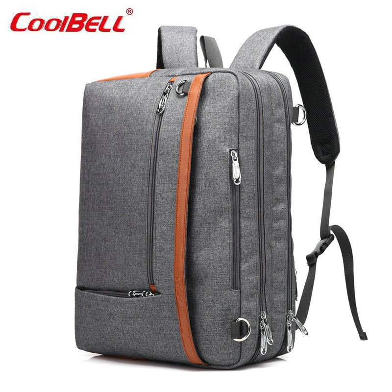 COOLBELL 17 Inch Laptop Backpack College High Middle School Bags For Teenager Boy GirlsTravel Backpacks Mochila Rucksacks New-FF
