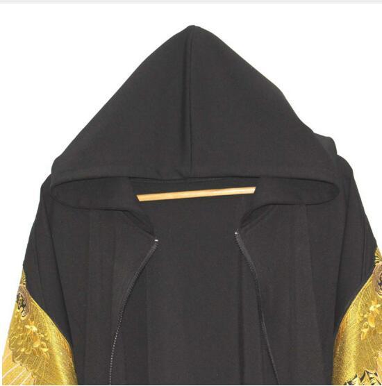 YNZZU Herbst Winter Jacke Frauen Solide Lange Art Dicke Warme Mit Kapuze frauen Unten Jacke Winddicht Lose Mantel Outwears AO606 - 4