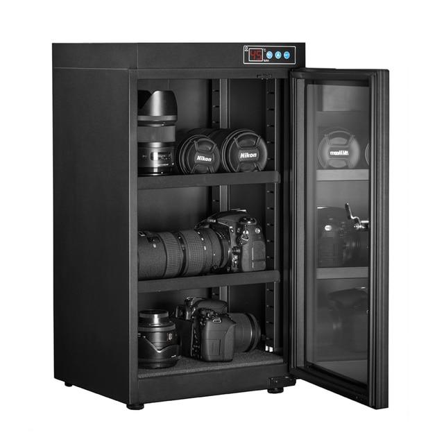 A prueba de humedad gabinete seco para SLR lente de cámara Control  totalmente automático caja seca 25f2b832580