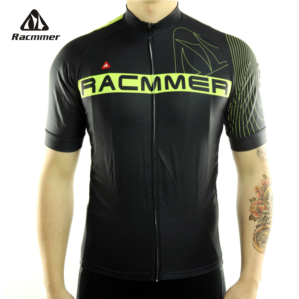 Racmmer 2019 Breathable Cycling Jersey Summer Mtb Cycling Clothing Bicycle Short Maillot Ciclismo Sportwear Bike Clothes #DX-14