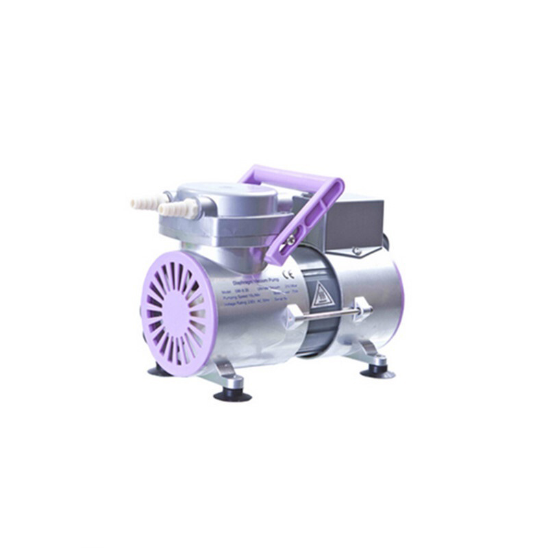 Pompe à vide à membrane sans huile 12 L/min GM-0.20 nouveau