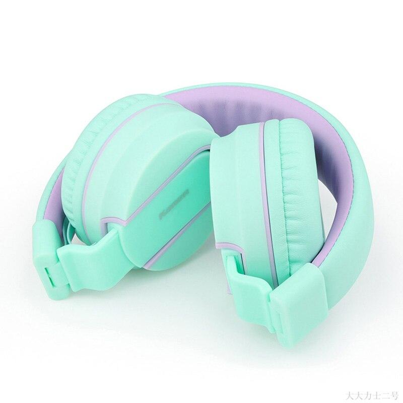 Bluetooth aranyos fejhallgató a lány nők fülhallgatója A legjobb fejhallgató vezeték nélküli a TV-hez A számítógép intelligens telefonja Sony Meizu MP3 lejátszó Kína