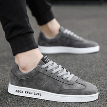 2019 spring new Korean version of the trend mens shoes wild sports board