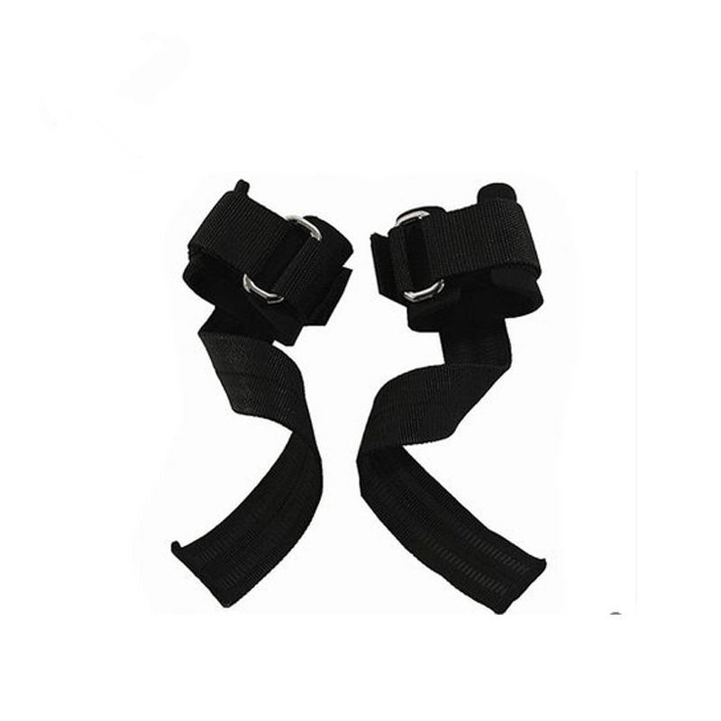 Bracers of kavrama gücü Güçlendirici kemer çekme kayışı Sert çekme kaymaz kemer halter Spor Ekipmanları