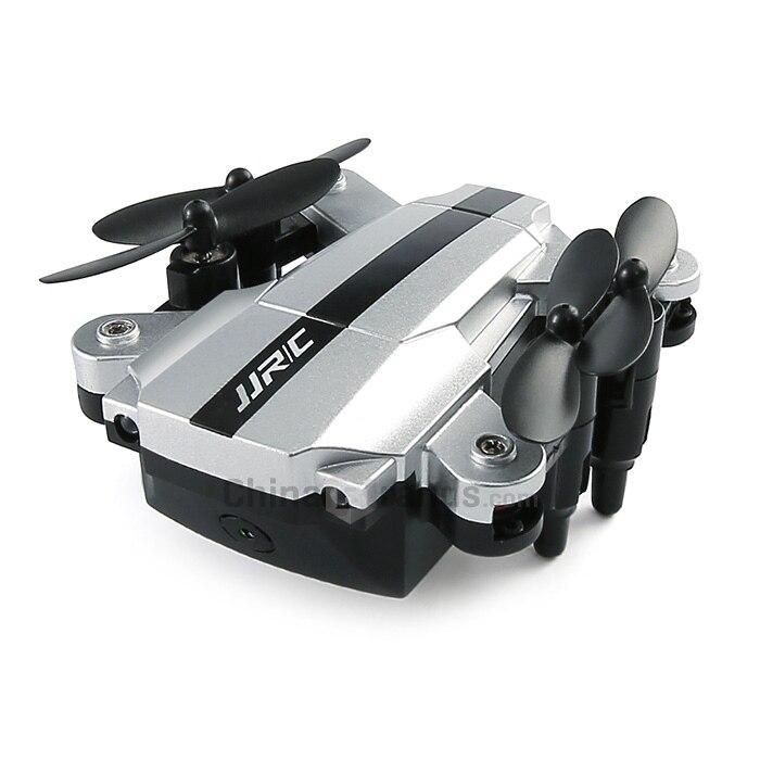 JJRC H54W Foldable Mini RC Drone WiFi FPV Camera / Waypoints / G-sensor / Voice Control / Altitude Hold mini voice control r