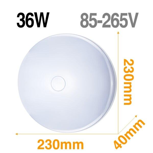 Model A 36W