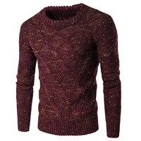 Mode Männlichen Pullover Pullover Strick Slim Fit Mode Baumwolle Pullover Warme Polo Pullover Marke Mens Unterwäsche Großhandel S2370
