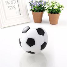 Мини настольный Мячи Пластик мячи спортивные футбольный мяч замена мини Пластик черный и белый