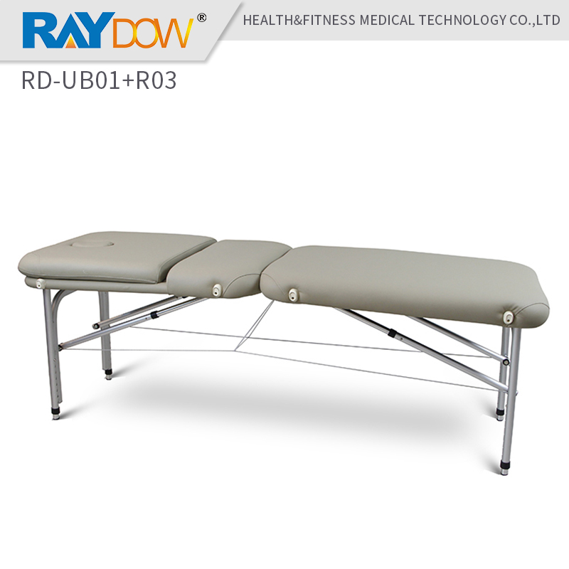 RD UB01+R03 Raydow Portable Foldable Aluminum Massage Bed Table Dental  Hospital Medical Home Tattoo Furniture Spa Salon Suitcase In Massage Tables  From ...