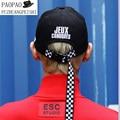 10th anniversary in japan tour bigbang g-dragon de tae yang ins peaceminusone red cap hip hop celosía gorra de béisbol del sombrero del snapback