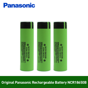 Image 3 - 100% Nieuwe Originele NCR18650B 3.7 v 3400 mah 18650 Lithium Ion Oplaadbare Batterij Voor Panasonic Zaklamp Batterijen