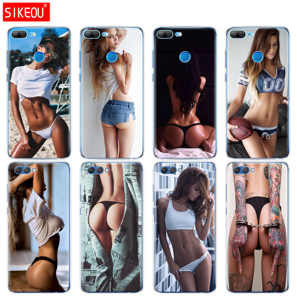Silicone Cover phone Case for Huawei <font><b>Honor</b></font> 10 V10 3c 4C 5c 5x 4A 6A 6C pro 6X <font><b>7X</b></font> 6 7 8 9 LITE <font><b>Sexy</b></font> Body <font><b>Girls</b></font> Design Painted image