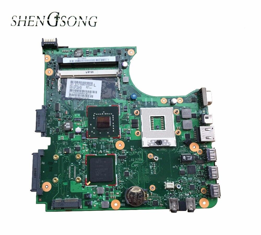 Бесплатная доставка! 538407-001 доска для hp COMPAQ CQ510 610 материнская плата для ноутбука с для Intel GLE960 Чипсет Бесплатная доставка 150720C