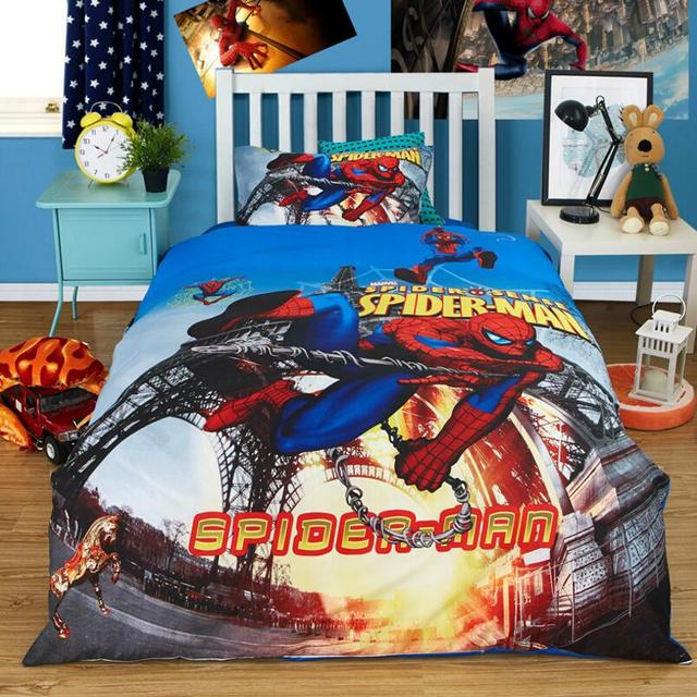 Toddler Bedding Set S/L Size Baby Cartoon Nursery Bedding Baby Quilt + Sheet + Pillow case 3 Pieces 2 size for choice