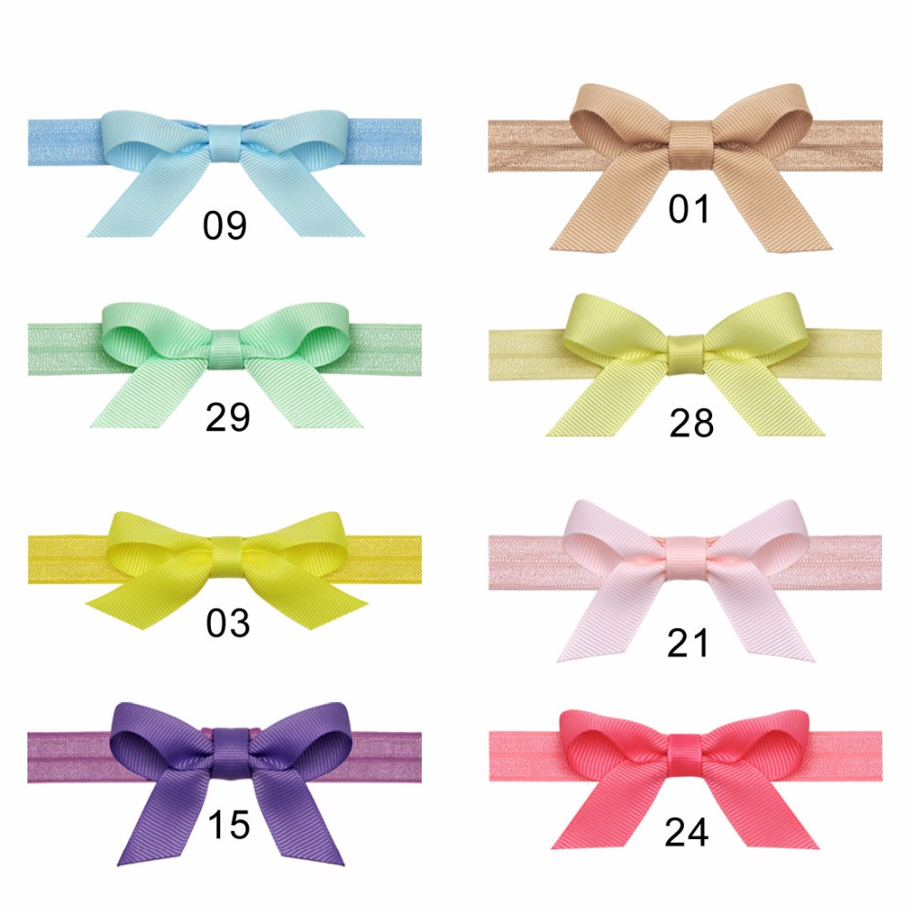 8pc/set Bowknot headband Baby girl hair Accessories for Girls Bows Headband Baby Girl Turbans Accessoire bebes acessorios feitong kids hair bands multicolor glitter headband hair accessories for girls scrunchy bow accessoire cheveu hair bows