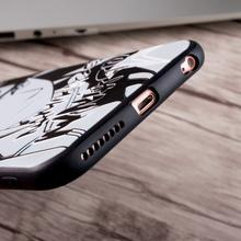 One Piece Naruto Phone Case For iPhone