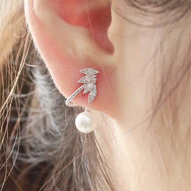 2020 neue Mode Schmuck Ohrringe/Neuseeland Feine Pferd Auge Qualität Tropfen Ohrringe Und Ohr Clip Für Damen Geschenk verteilung