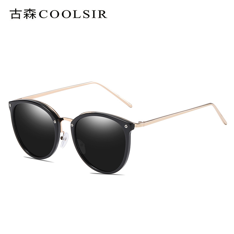 ea6c951dd2 Detail Feedback Questions about Brand Design Trend Colorful Sunglasses  Women Polarized Driving Sunglasses Alloy Cat Eyes Sun Glasses Oval Female  Pink ...