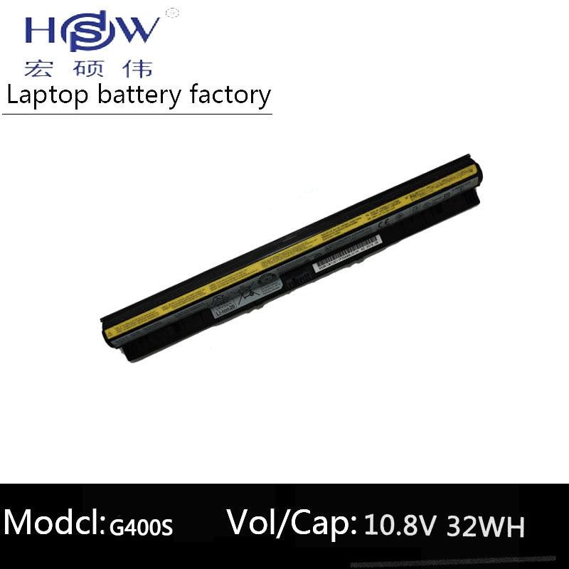 HSW genius LAPTOP battery 14.4V 32WH FOR Lenovo G400s G405s G410s G500s G505s G505s G510s S410p S510p Z710 bateria akku russia ru keyboard for lenovo g500c g500s g500h s500 s500c g505s g510s s510p z510 black not fit g500