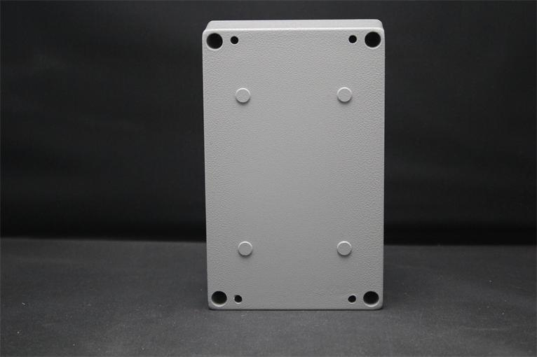 160*100*65MM Hot Sale IP67 Square Metal Junction Box Waterproof aluminium box use for connection enclosure free shipping 1piece lot top quality 100% aluminium material waterproof ip67 standard aluminium box case 64 58 35mm