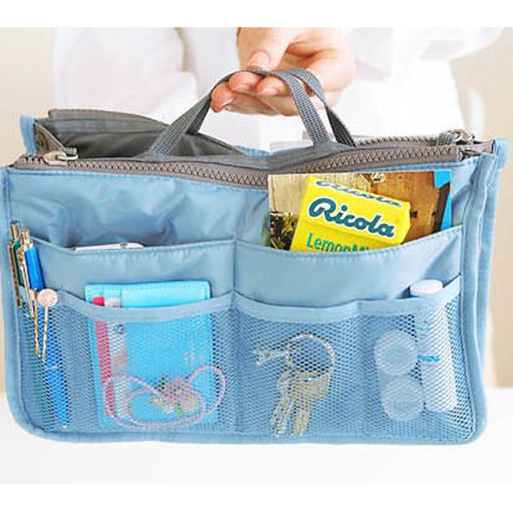 Vanity Toiletry Kit Travel Necessaire Make Up Necessaries Makeup Cosmetic Bag Organizer For Women Men Beauty Case Pouch Handbag